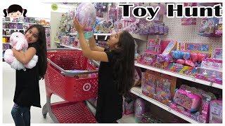 Toy Hunt con Kim en Target y Walmart Barbie de 27 Pulgadas Slime Playdoh y Más