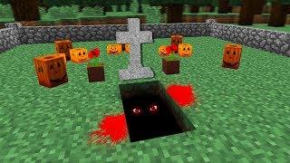 1.000 YILLIK MEZARIN İÇİNDEKİ CANAVAR KİM? 😱 - Minecraft