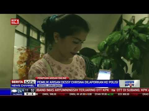Beritasatu Tv Puluhan Korban Penipuan Arisan Online Mama Yona