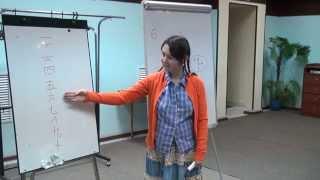 Рассказ Жени Кац о том, как заниматься математикой с дошкольниками