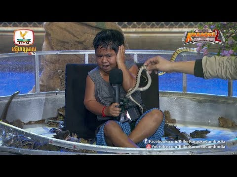 Killer Karaoke Cambodia Season 2 | Week 4 | នាយ ក្រិន 26-11-2016
