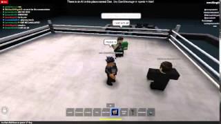 Roblox WWR Devuelve Ep.2 Parte 1