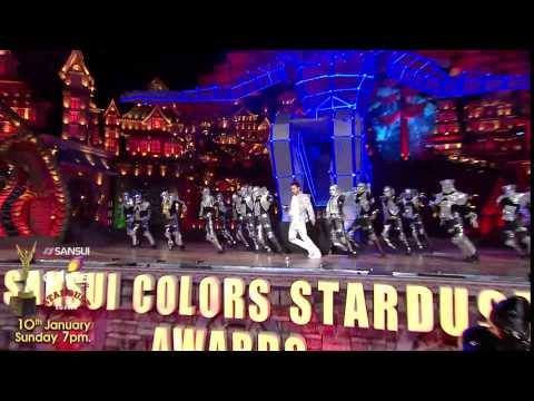 Sansui Colors Stardust Awards: Varun...