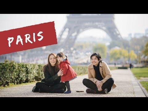 PARIS Vlog + Disneyland Paris | Andi Manzano Reyes
