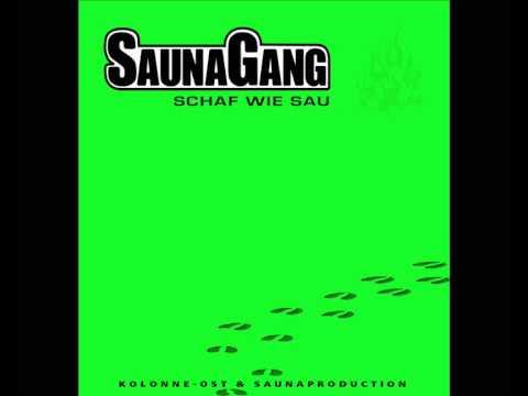 Saunagang - 13 - Leierkastenmann (Schaf wie Sau EP)