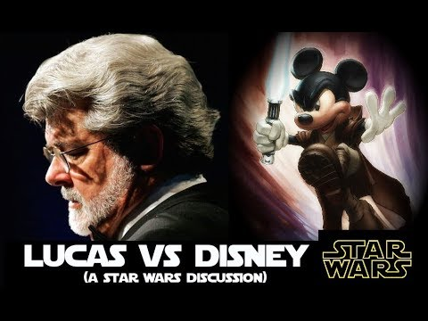 George Lucas or Disney: Who handles Star Wars better? (Star Wars Discussion)