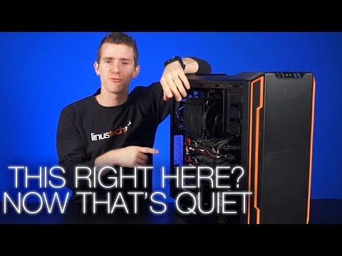 BeQuiet Silent Base 600 PC Case Review