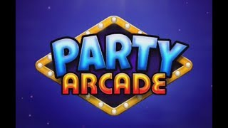 Party Arcade (Nintendo Switch) Single Player - Puck Bowling, Skill Ball, & Darts
