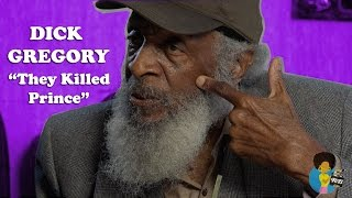 Dick Gregory - They Killed Prince (RBTV Exclusive)