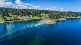 3597 Juriet Road, Ladysmith B.C.-13 Acre Luxury Oceanfront Property For Sale