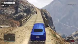 GTA 5 ПРИКОЛЮХИ - ВОТ ЭТО ПОВОРОТ! Неожиданные моменты в GTA5