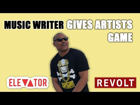 Music Writer Reveals How To Get Media Coverage + His Professional Journey - Armon Sadler interview