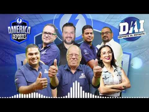 Radio América Honduras   EN VIVO Deporte al Instante, únete al debate junto a nuestros analistas en