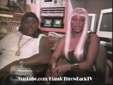Lil Kim Throwback Interview on One World Music Beat (2000)