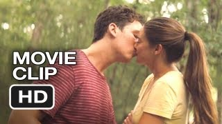 Repeat youtube video The Spectacular Now CLIP - First Kiss (2013) - Shailene Woodley, Miles Teller Movie HD