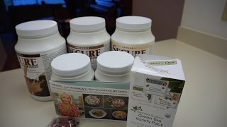Andrew Lessman Secure Meal Replacement System | Pauline Newman