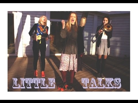 Young Adults Little Talks (Of Monsters And Men cover)