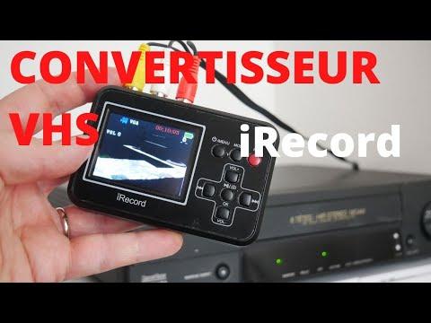 VINTAGE : Un convertisseur VHS vers mp4 pour convertir des cassettes VHS