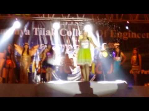 Sndt Fashion Show 2015 Youtube
