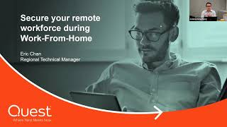 [Amidas Webinar] Secure your Remote Work Force during Work from Home 管理遙距工作中的使用者活動