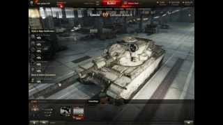 World of Tanks 10.0 - New In-Game Exterior Menu