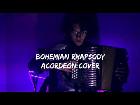 Bohemian Rhapsody  - Queen Mulett Accordion cover