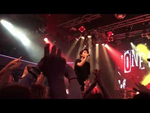 ONE OK ROCK - American Girls - live in Prague, Czech republic @ Lucerna music bar 02.12.2017