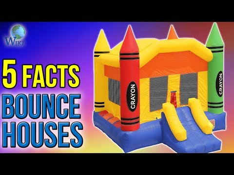 Top 10 Bounce Houses of 2019 | Video Review