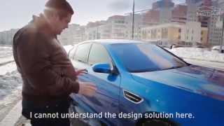 ТЕСТ ДРАЙВ ОТ ДАВИДЫЧА  BMW M5 F10