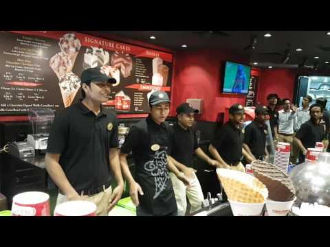Cold Stone Creamery Nice Song