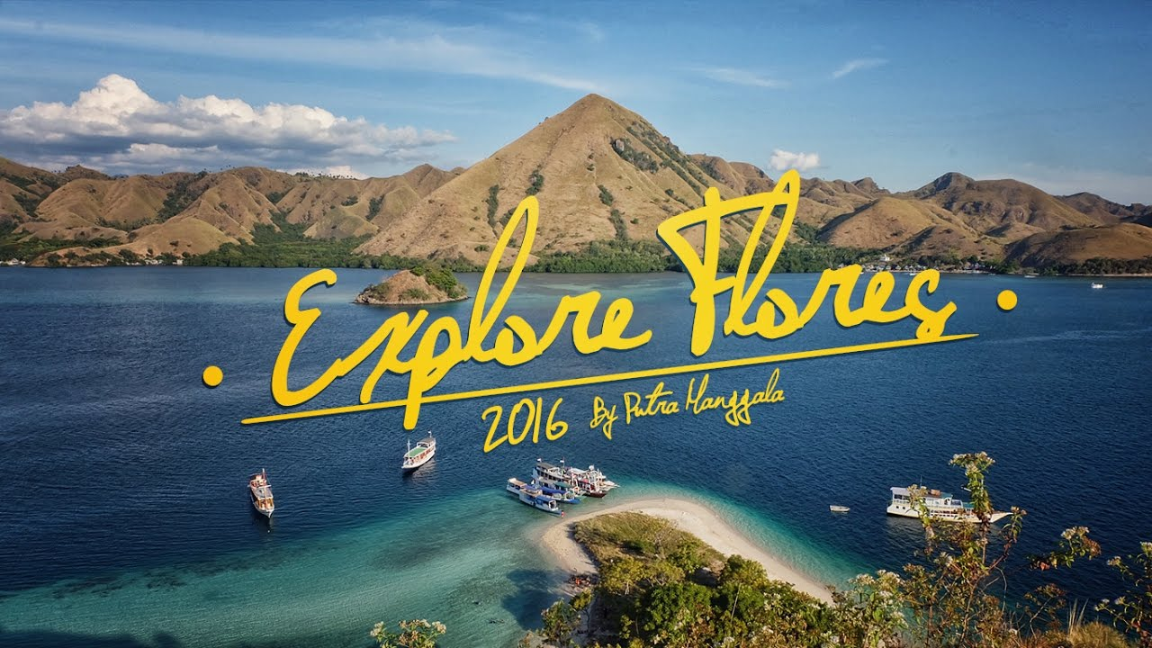 EXPLORE flores NTT indonesia YouTube