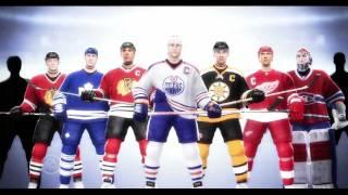 NHL 12 - Legends Reveal Part II HD