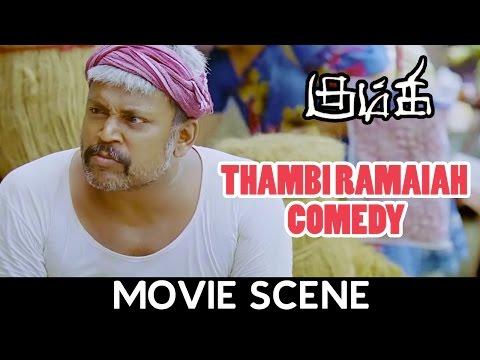 Kumki - Thambi Ramaiah Comedy | Vikram Prabhu | Lakshmi Menon | Prabhu Solomon