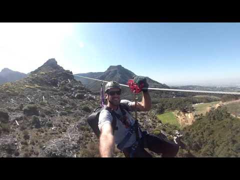 Cape Town Ziplines - Sa Forest Adventures