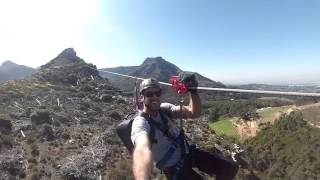 Cape Town Ziplines - Sa Forest Adventures