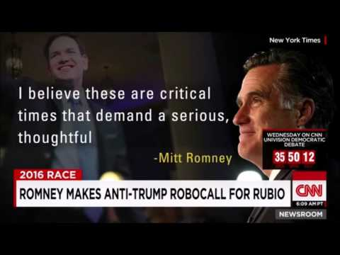 Hello, this is Mitt Romney (full)