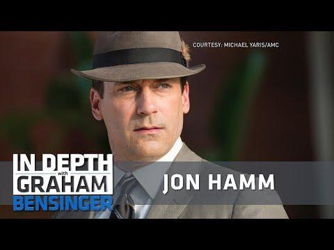 Jon Hamm: Landing The Lead In Mad Men