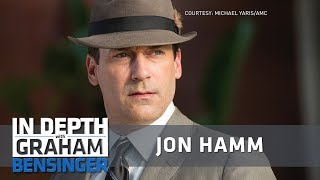 Jon Hamm: Landing the lead in Mad Men
