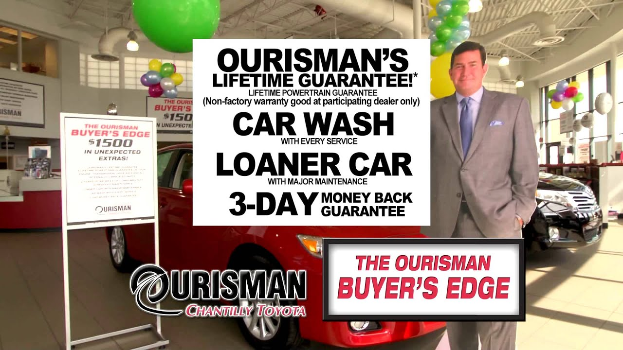 """Ourisman Chantilly Toyota """"Multiple Bobs"""""""