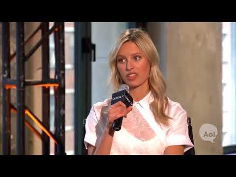 Karolina Kurkova Build Series Interview with Chinese subtitles