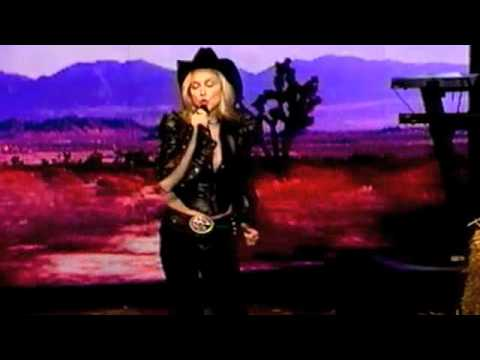 Madonna - Don't Tell Me - Canal+ TV Show - 2000