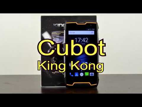 Cubot King Kong - обзор интересного защищённого смартфона ...