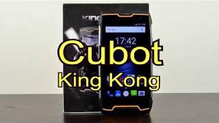 Cubot King Kong - обзор интересного защищённого смартфона!