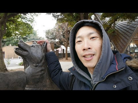 Trip To The Other Hachiko Statue