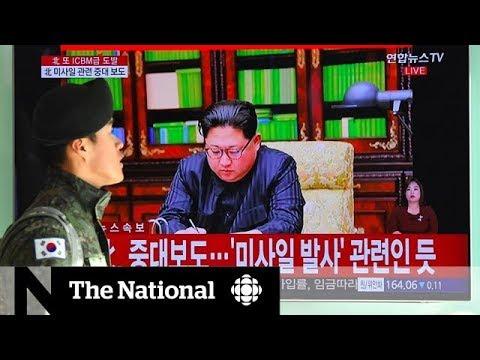 Kim Jong-un calls for diplomacy with South Korea, but remains defiant against U.S.