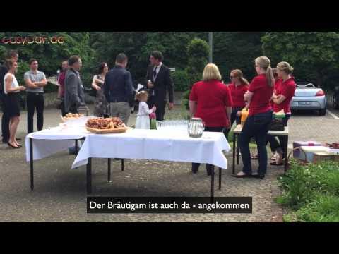 Eine deutsche Hochzeit