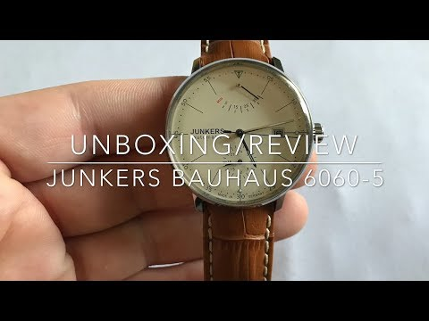 Junkers Watch Review - Timepiece Quarterly