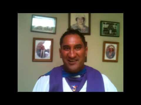 Apotoro Wairua Bill Barlow's journey to Apotoro Rehita Part 3 of 3