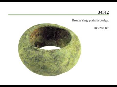 Sadigh Gallery: Ancient Celtic Artifacts Collection