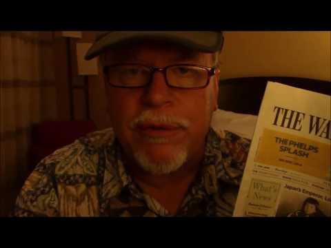 Wall Street Journal, ASMR soft spoken read, crinkling